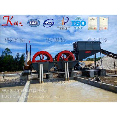 临沂螺旋洗砂机供应 挖斗式筛砂机价格