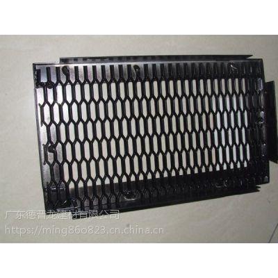 认识了解拉网铝板工艺,价格,装饰功用。