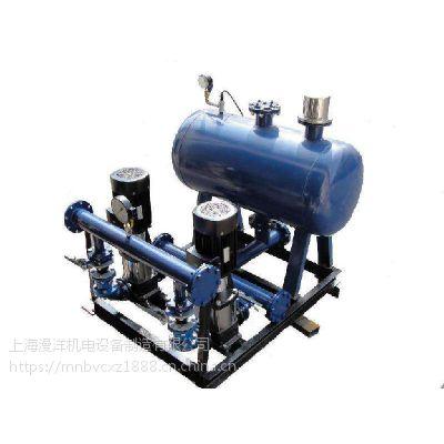 上海漫洋无负压变频供水设备市场价格