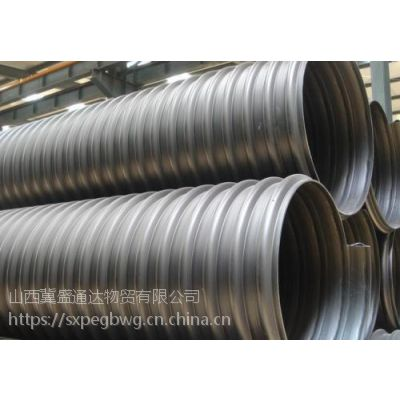 山西太原钢带管外径1.5米环刚度为10千牛和12.5千牛