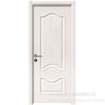 厂家直销实木复合套装门 新房装修房门新款上市价格优惠加工定制