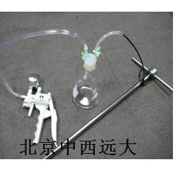 中西(LQS现货)土壤气体取样器 型号:HW077-DIK-5212库号:M20337