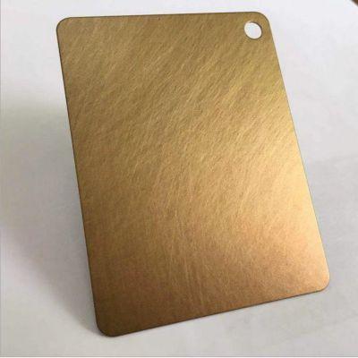 古铜和纹板彩钢系列佛山乱纹古铜色不锈钢板厂价格厂家