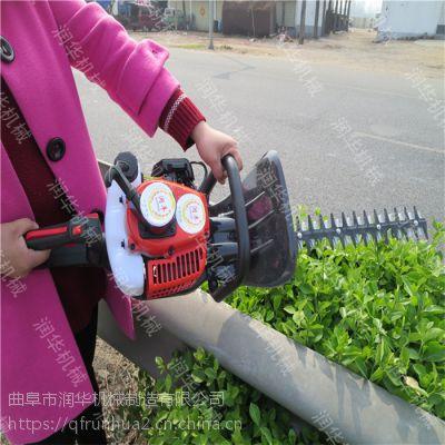 专业供应冬青树绿篱机 低碳环保农用修剪机 二冲程单刃修枝机