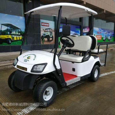 傲森供应AS004 4人座高尔夫球场专用电动高尔夫球车