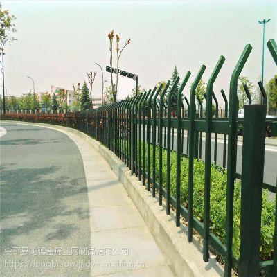 市政公路绿化带护栏 城市道路绿化栏杆 绿池别墅围栏施工