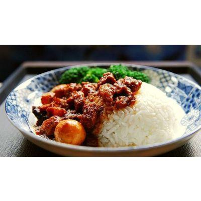 台湾卤肉饭培训加盟快餐外卖加盟