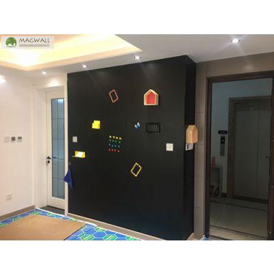 磁善家双层可磁力承重擦写无痕磁性涂鸦墙