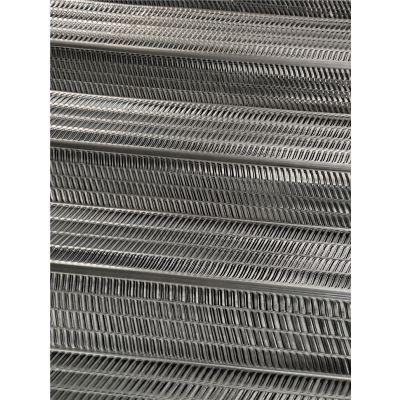 建筑工地用墙体灌浆模板网厂家 混凝土收口网 金属制品扩张网