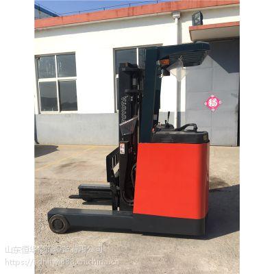 供应二手丰田原装进口站驾前移式叉车2.5吨电瓶叉车7FBR25