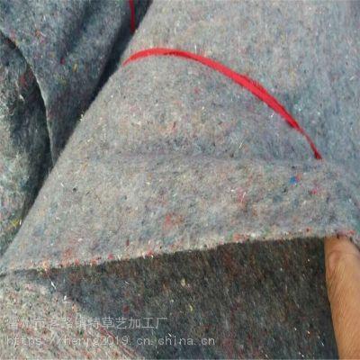 厂家低价直销公路养护毛毡 道路桥梁水泥面保湿防冻毛毡无纺布