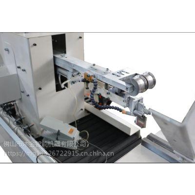 沐金厂家直销一手货源 MG201 不锈钢水槽自动磨角机 厨卫管材 家用五金设备
