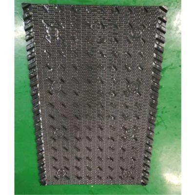 供应多种横流塔填料 800*1000恒流填料 冷却塔降温片材 品牌华庆