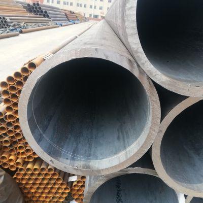 聊城直供Q345热轧无缝钢管108*5冷拔无缝钢管55*4.57精密无缝钢管