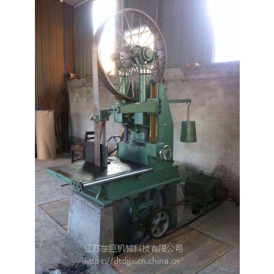 东巨跑车带锯机 锯条专用磨齿机辊压机现货供应 放心使用
