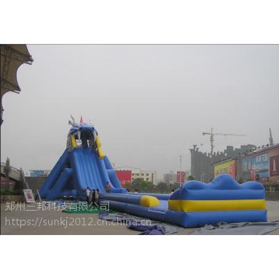 ***新水上闯关设备尽在郑州三邦户外