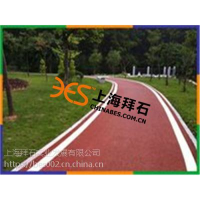 上海透水沥青专业摊铺彩色沥青施工品质保证