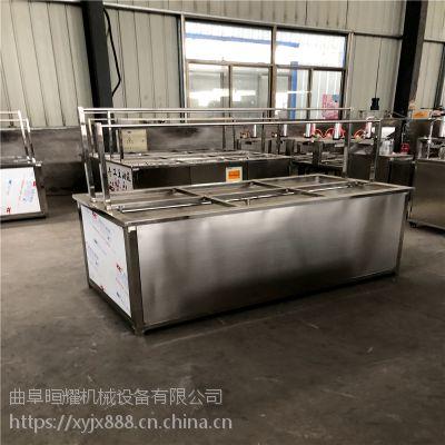 油皮机厂家直销 腐竹油皮机蒸汽加热更加方便
