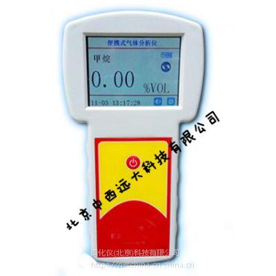 中西DYP 便携式红外气体分析仪 型号:HW-825库号:M15196