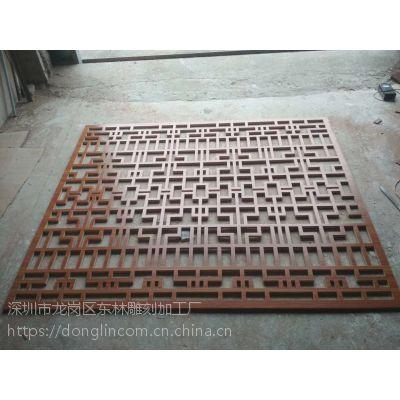 东林雕刻厂隔断中式镂空板-实木花格雕花板-艺术通花板国内500强厂家