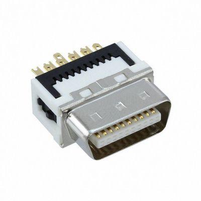 HRS/广濑 连接器 DX40-20P(55) 并口形连接座子 原装 现货