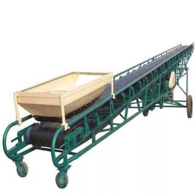 食品输送机_爬坡输送机