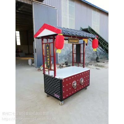 鹤壁火爆款1.8米糖葫芦仿古车哪有卖的多少钱一台