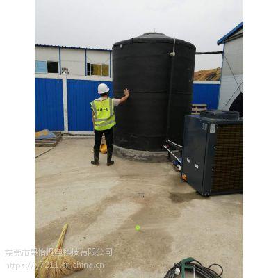 湖南景斯特厂家直销5P空气能热水器学校工地专用
