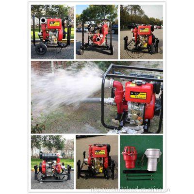 2.5寸柴油机水泵(真空式)