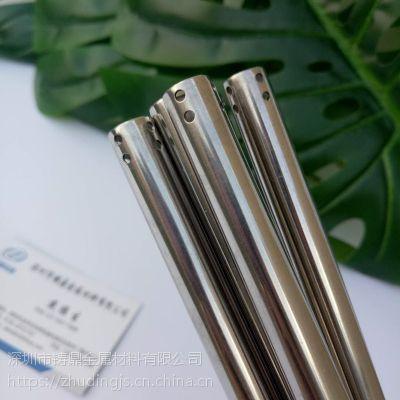 304不锈钢毛细管打孔 非标订做加工切断 折弯 变径