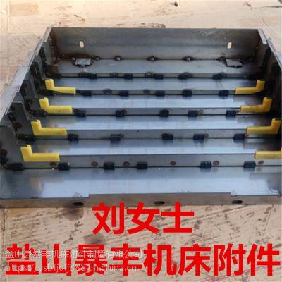 江苏南通加工中心NVL850钢板防护罩原厂