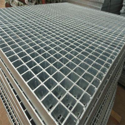 插接钢格板 沟盖钢格板生产 矩形盖板