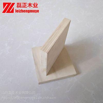 白面包装箱板磊正不开裂杨木整芯7个厚白面包装箱板