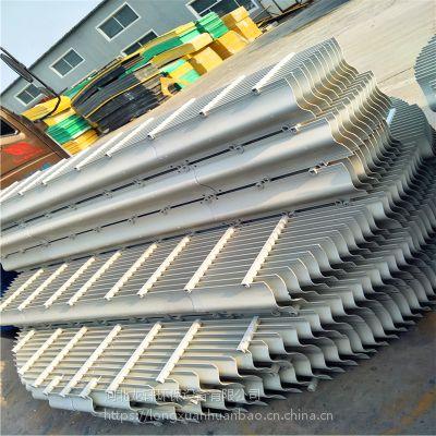 定做170-30玻璃钢除雾器平板式除雾器销售厂家——河北龙轩