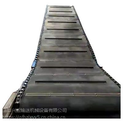 多功能板链输送机厂家 链板输送机图纸