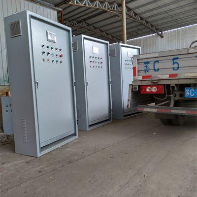 云龙区喷淋管网增压控制柜 性能矢量变频器电控柜 节能省电
