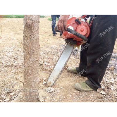 长铲式汽油挖树机 树木裸根移植起树机 园林苗木挖树机