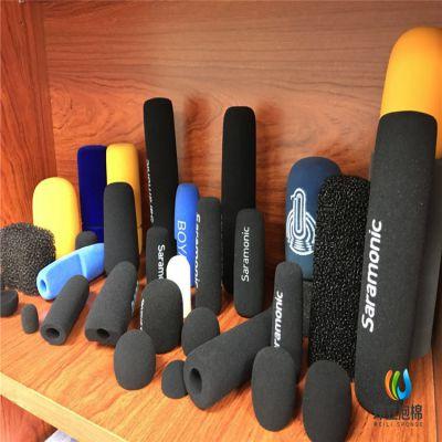 KATELUO卡特罗A5话筒套 会议麦克风海绵罩 台标麦克风防喷海绵罩