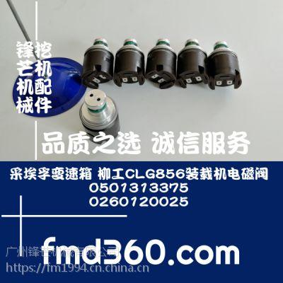 采埃孚变速箱 柳工CLG856装载机电磁阀0501313375、0260120025