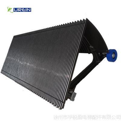 三菱扶梯梯级无边框Mitsubishi800型黑色不锈钢扶梯电梯梯级
