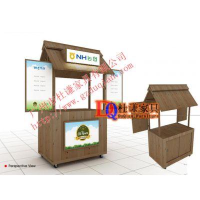 设计制作哈尔滨商场面包零售花车广场商业街步行街