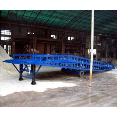 6吨移动式登车桥报价-力硕机械质量保证-长沙移动式登车桥报价