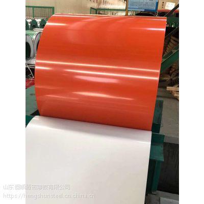 十年专业生产 镀锌彩涂板 彩铝板 网纹板 各种花色可生产