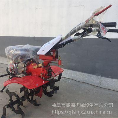 小型汽油果园旋耕松土机 农用旋耕机厂家报价 澜海机械