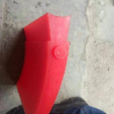 清扫器刀头 浇注聚氨酯清扫器刀头 阻燃抗静电聚氨酯刮刀