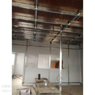 北京专业浇筑公司阁楼隔层浇筑制作