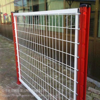 工地护栏 广场安全护栏 文明施工标志围栏