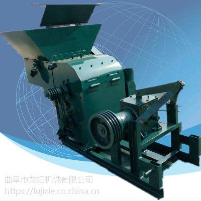 加厚型自动进料秸秆粉碎机 带除尘器秸秆粉碎机图片