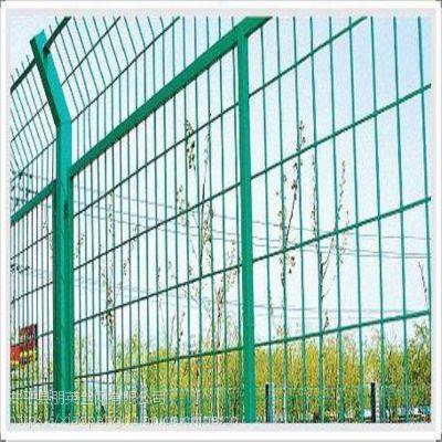 厂家直销养殖护栏 双边丝围栏 喷塑