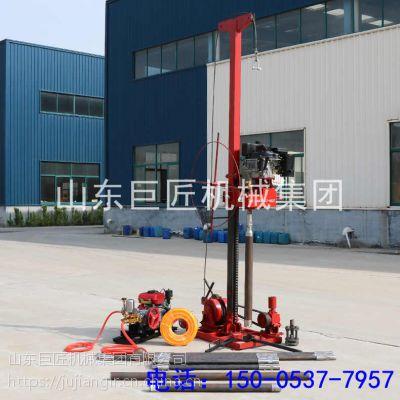 华夏巨匠QZ-3型轻便地质工程岩心钻机50米深度勘探岩芯钻机